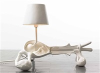 pappamamma lamp by atelier van lieshout