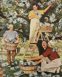 the money tree by winston smith