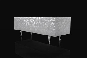 pizzo carrara bench by marcel wanders