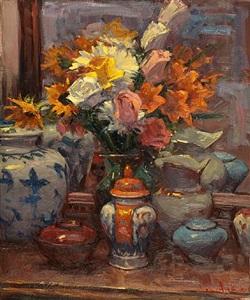 reflections by george van hook