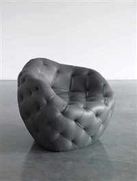 spherical bomb / armchair by robert stadler