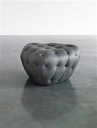 triangular bomb / stool by robert stadler
