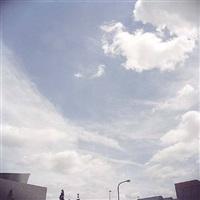 untitled, (downtown sky) by yoichi kawamura
