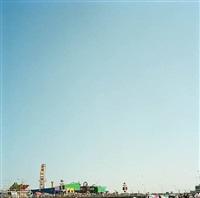 untitled, (pier) by yoichi kawamura