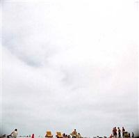 untitled, (beach 8) by yoichi kawamura