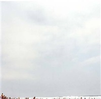untitled, (beach) by yoichi kawamura