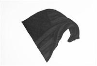 black flag #3 by robert longo