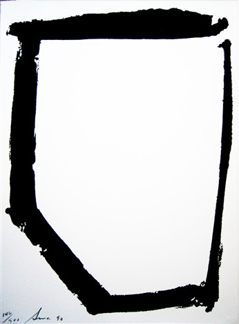 film forum print by richard serra