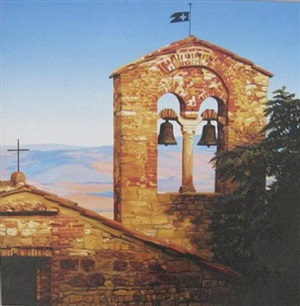 two bells above tuscany by roger hayden johnson