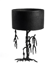 tree table lamp by atelier van lieshout