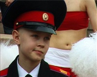 march by olga chernysheva