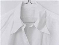 untitled (white shirt # 1) by hiromitsu morimoto