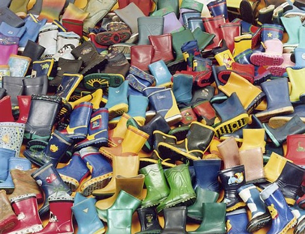 gestohlene gummistiefel by boris becker