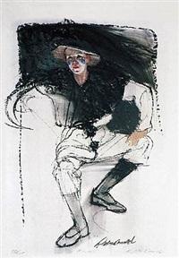 whiteface: carrol by richard macdonald