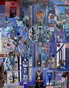 clockwork blue by robert m. swedroe
