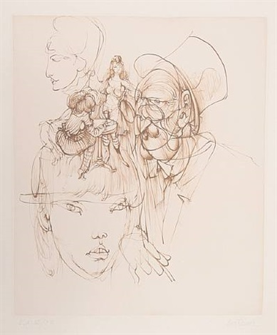 untitled 3 by hans bellmer