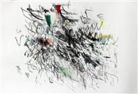 cue benefit auction / untitled by julie mehretu
