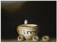 tree vase by david kroll