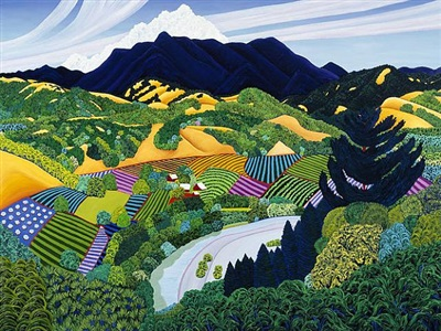 songs of the earth - alexander valley and st. helena by jack stuppin