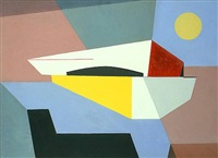 untitled (atomic flight) by charles green shaw