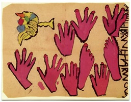 red hands by laura craig mcnellis
