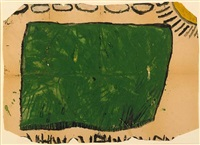 big green square by laura craig mcnellis