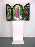 "altar ""fc-fortuna"" by aleksandra koneva"