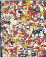 red, white, blue by marion riseman