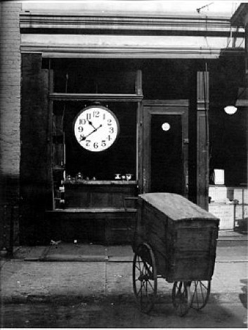 christopher street shop by berenice abbott