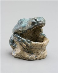 frog dish by andré metthey