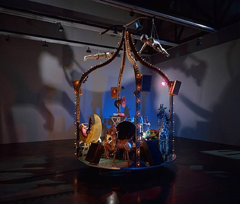 the carnie by janet cardiff and george bures miller
