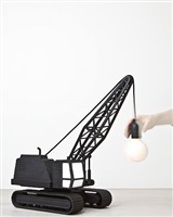 wrecking ball lamp by studio job