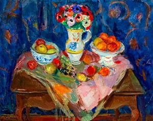 nature morte by charles camoin