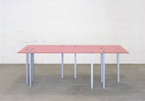 table by jean-marc bustamante