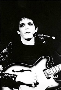 lou reed: 'transformer' by mick rock