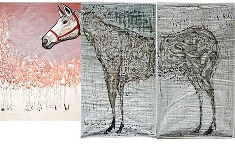after the last race (triptych) by iliyan ivanov