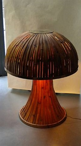lamp by gabriella crespi