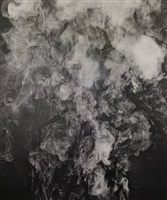 from the series my ghost (smoke) by adam fuss