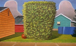 the hedge between by john hrehov