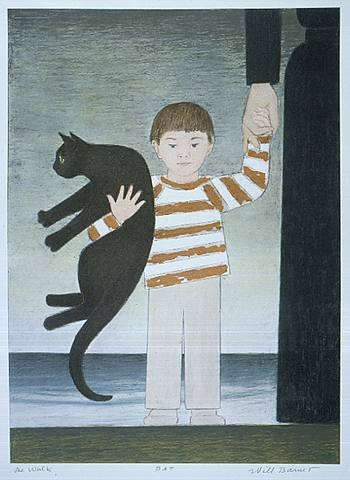 the walk by will barnet