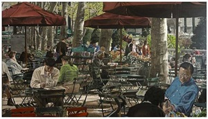 bryant park by brian shure