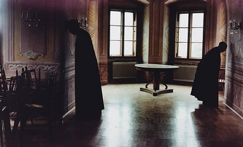 pater liborius und frater winfried by erwin wurm