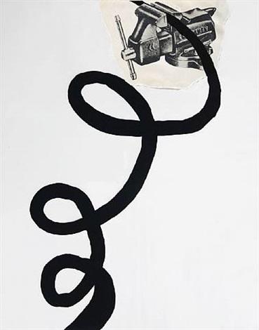 Tool Box IX shiny acetate by Jim Dine on artnet