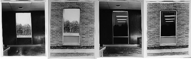 inside/outside permutations by william wegman