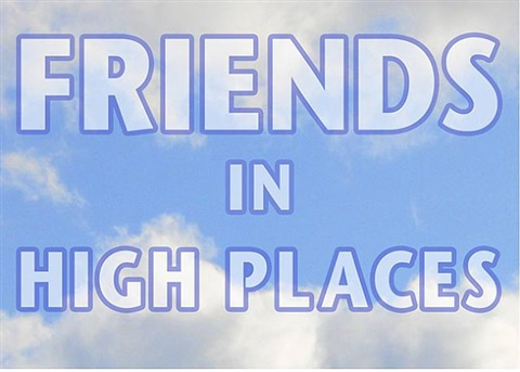 friends in high places flyer