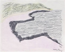 seascape lithograph by milton avery