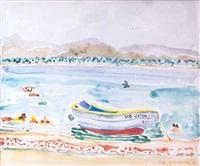 isla ixtapa beach by red grooms