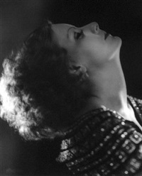 greta garbo-inspiration #7 by clarence sinclair bull