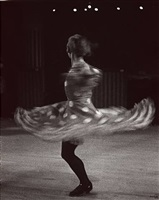 can can dancer, moulin rouge by ilse bing
