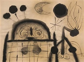 graphisme concret by joan miró